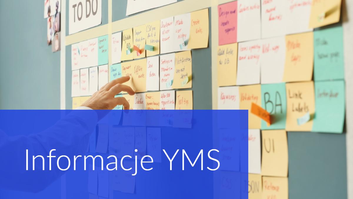 informacje na temat YMS