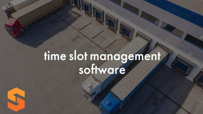 time slot management software